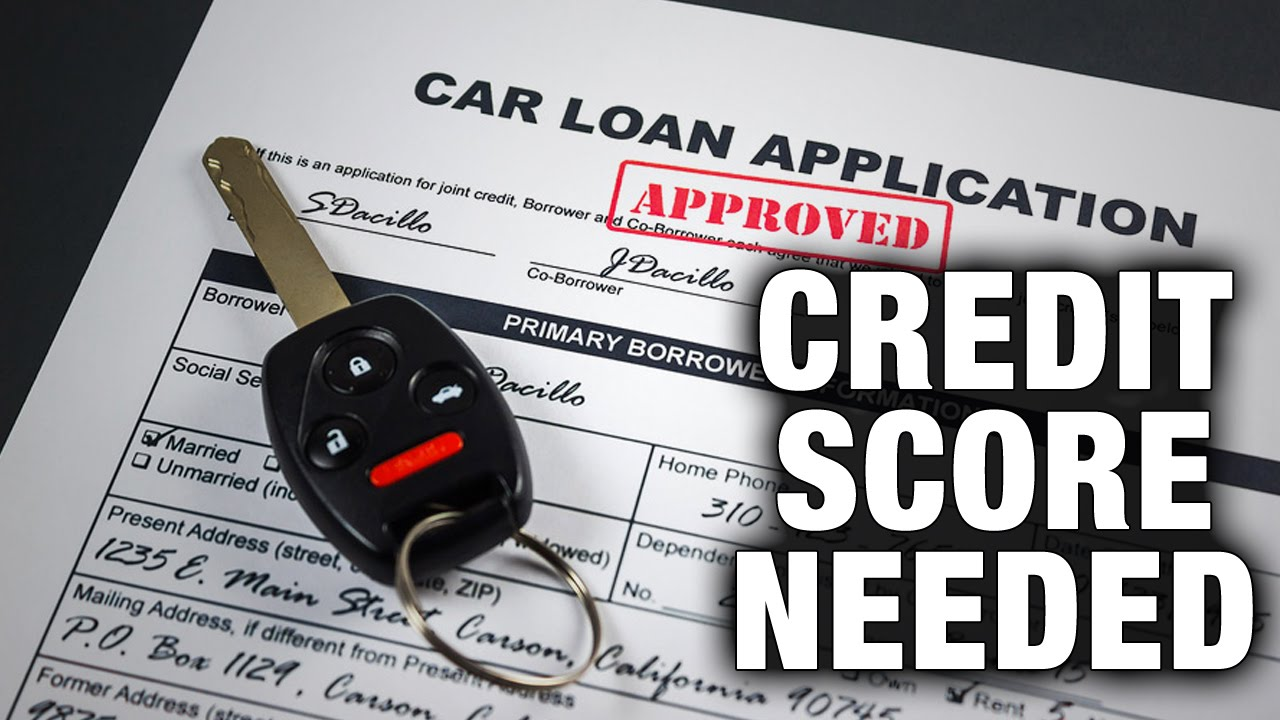 What Is A Good Credit Score To Buy A Car >> Need A Car Bad Credit What Credit Score Is Needed To Buy A Car